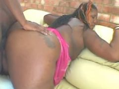 Fat chocolate vixen fucked by guy black fat xxx