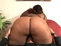 Chubby black beauty fucks non stop black fat xxx