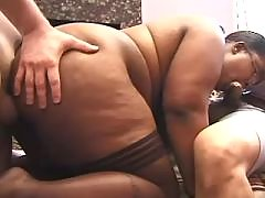 This black bbw knows sense in sex black fat xxx