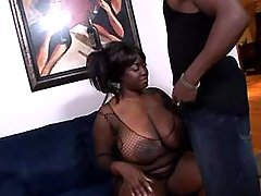 Black fat vixen throats chocolate cock black fat xxx