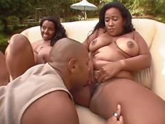 Guy licking fat chocolate pussies black fat xxx