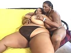This black bbw knows sense in sex