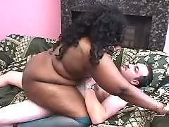 Black BBW taking good pussy massage black fat xxx